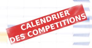 Calendrier compétitions Rennes GAA Ar gwazi gouez gaelic football club
