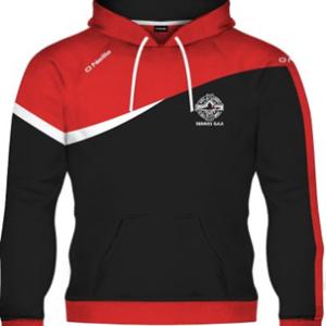 hoodie face rennes gaa ar gwazi gouez gaelic football club