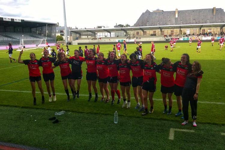 rennes gaa championnes de france 2019 ar gwazi gouez gaelic football club